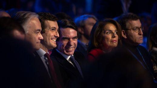 Conclusiones de la Convención Nacional del PP: Aznar recupera la sonrisa a costa de un tapado Rajoy y Vox, protagonista en la sombra
