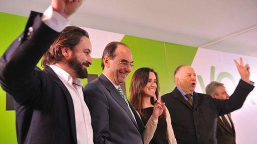 Santiago Abascal y Alejo Vidal-Quadras