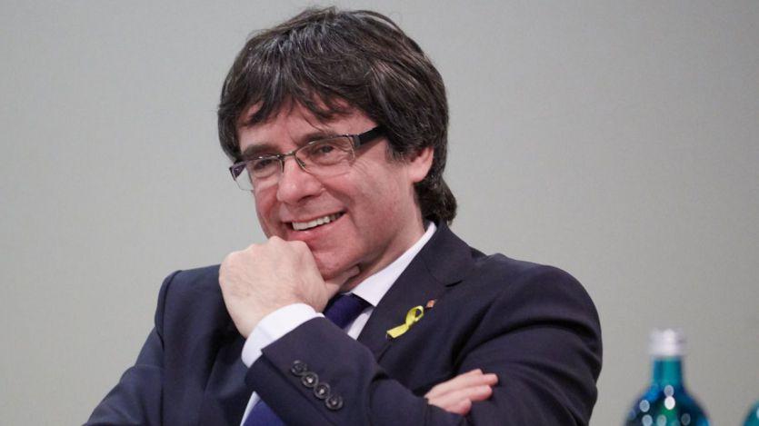 El Constitucional admite el recurso de Puigdemont contra su suspensión para ejercer cargo público