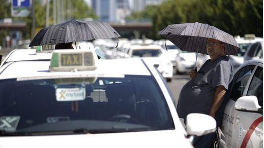 Termina sin acuerdo la reunión de los taxistas con el Gobierno regional: la huelga sigue