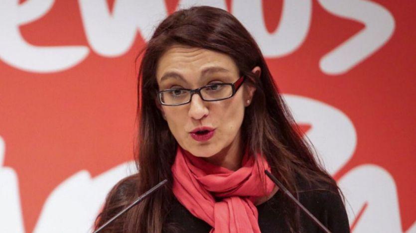 Sol Sánchez vuelve al Congreso tras la renuncia de Errejón