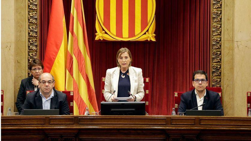 El Supremo reafirma su competencia para enjuiciar el procés secesionista en Cataluña