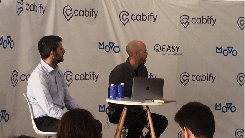 Cabify propone integrar a los taxis en su plataforma