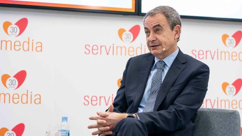 Zapatero: 'Nuestra derecha predemocrática es de lo peor; es increíble que haya nostalgia de eso'