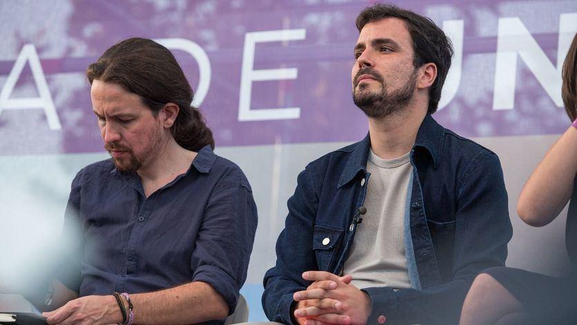 Iglesias y Garzón califican de 'golpe de Estado' la autoproclamación de Guaidó y siguen apoyando a Maduro