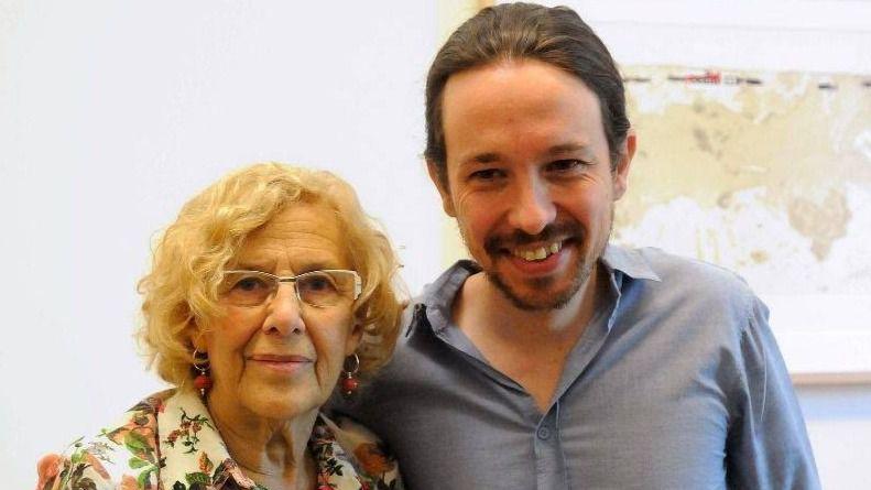 La pataleta de Podemos con Carmena: el partido de Iglesias dice que no concurrirá a las municipales de Madrid