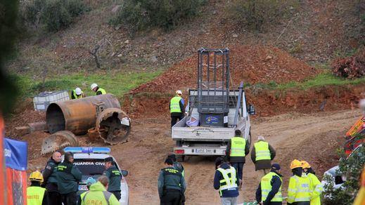 La Guardia Civil alerta sobre un bulo en torno al pozo y las causas del accidente de Julen