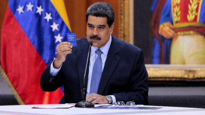 La cúpula militar venezolana respalda a Maduro 'ante el vulgar golpe de Estado'