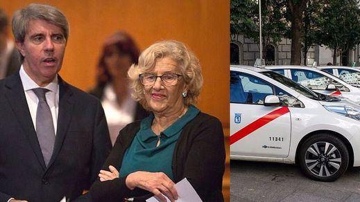 Preacuerdo entre Comunidad de Madrid y Ayuntamiento de la capital para regular la precontratación de los VTC