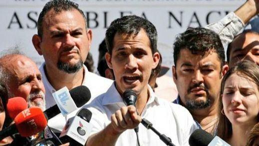 Venezuela: Guaidó ofrece una amnistía a Maduro a cambio de su 'rendición'
