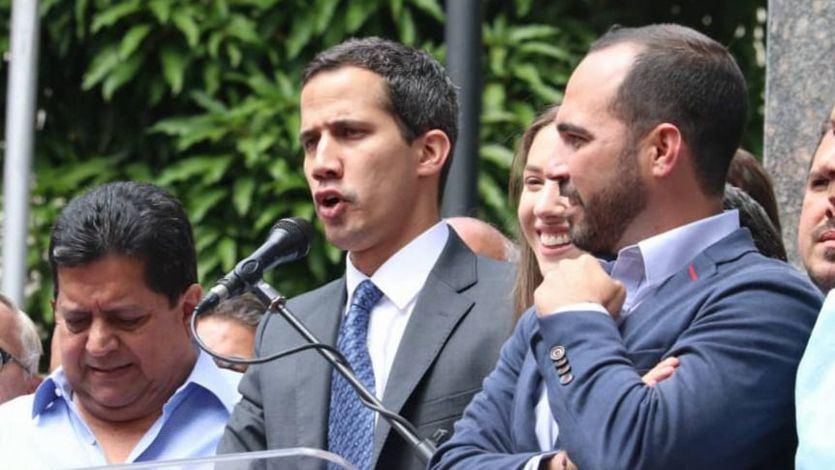 Guaidó desafía a Maduro: 'Venezuela despertó de la pesadilla y aquí nadie se rinde'