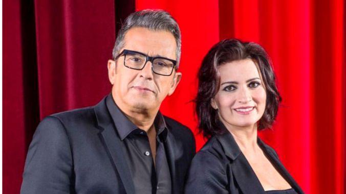 Silvia Abril y Andreu Buenafuente, 'listos para ofender' en los Premios Goya
