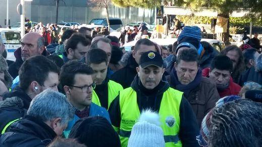 El polémico comentario del portavoz de Élite Taxi sobre Marlaska