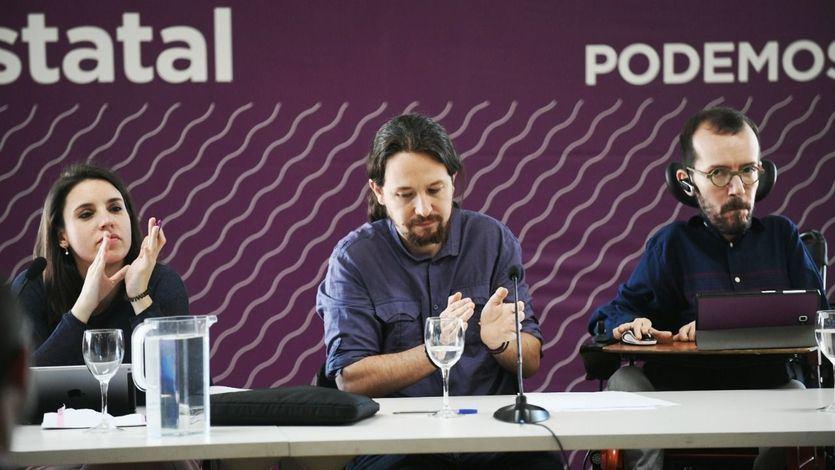 ¿Por qué Podemos se echa atrás con Errejón?: las malas perspectivas electorales hunden a Iglesias