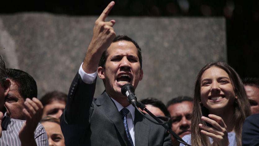 EEUU ya no disimula y maniobra para poner cuanto antes a Guaidó al mando de Venezuela
