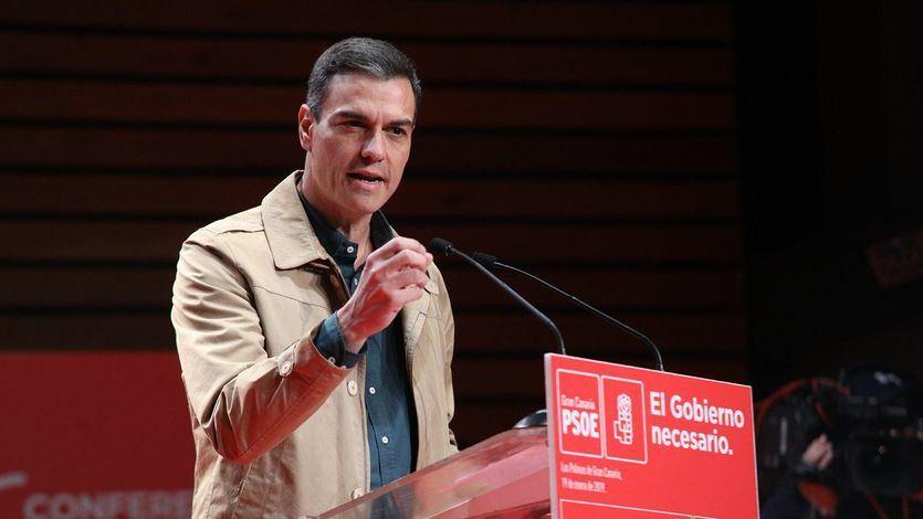 Sánchez, a Maduro: 'Quien responde con balas y prisiones a las ansias de libertad es un tirano'