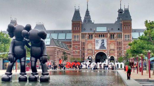 Hay mucho por descubrir en Ámsterdam
