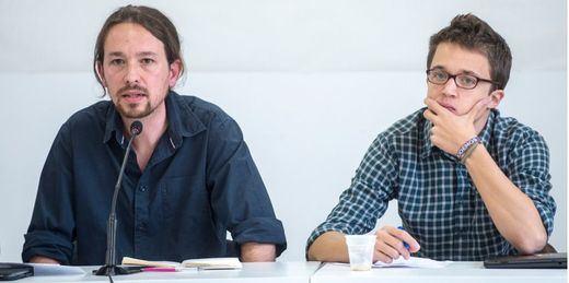 Errejón elude el enfrentamiento con Iglesias en la reunión del Consejo Ciudadano de Podemos