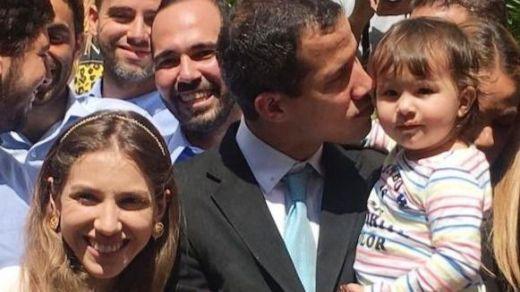 Guaidó denuncia que la policía chavista registró su casa y el régimen lo niega