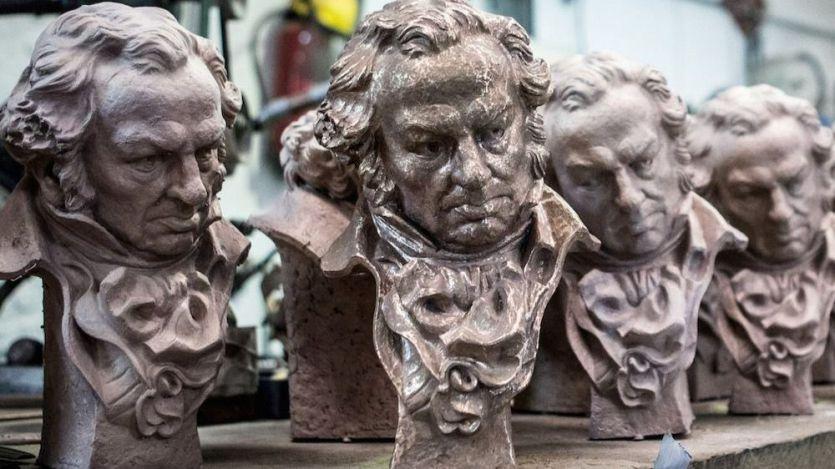 Todo listo para la gala de los 33º Premios Goya este sábado, con Sílvia Abril y Andreu Buenafuente como presentadores