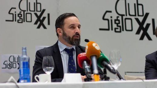 Abascal carga contra el cine español por no haber sido invitado a la gala de los Premios Goya
