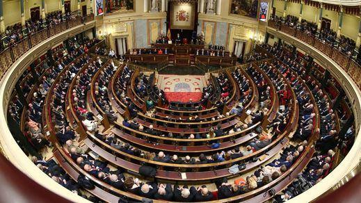Los partidos se reparten 52,7 millones de euros en subvenciones