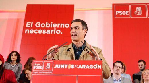 Sánchez exige a Casado y Rivera