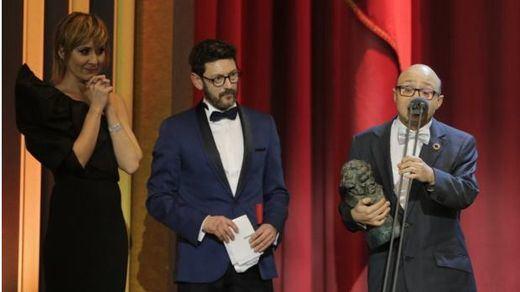 Los mejores momentos de la gala de los Premios Goya