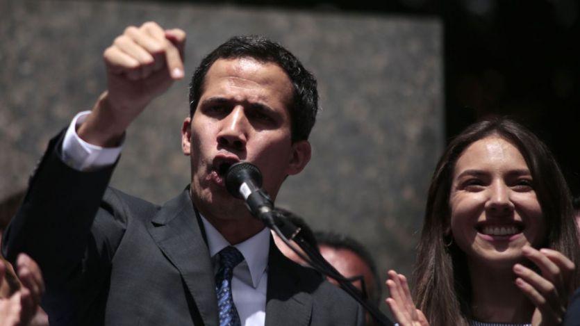 Reacciones al reconocimiento a Juan Guaidó: el PP reclama a Sánchez comparecer (con preguntas) en el Congreso; Cs quiere expulsar a Maduro, y Podemos alerta de seguir los pasos de Trump