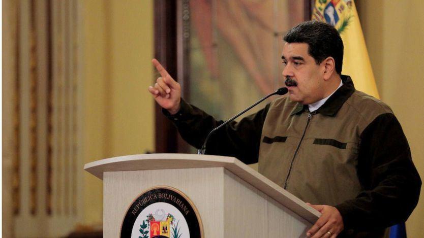 Maduro, a Sánchez: 'Si se concreta el golpe de Estado, sus manos quedarán llenas de sangre'