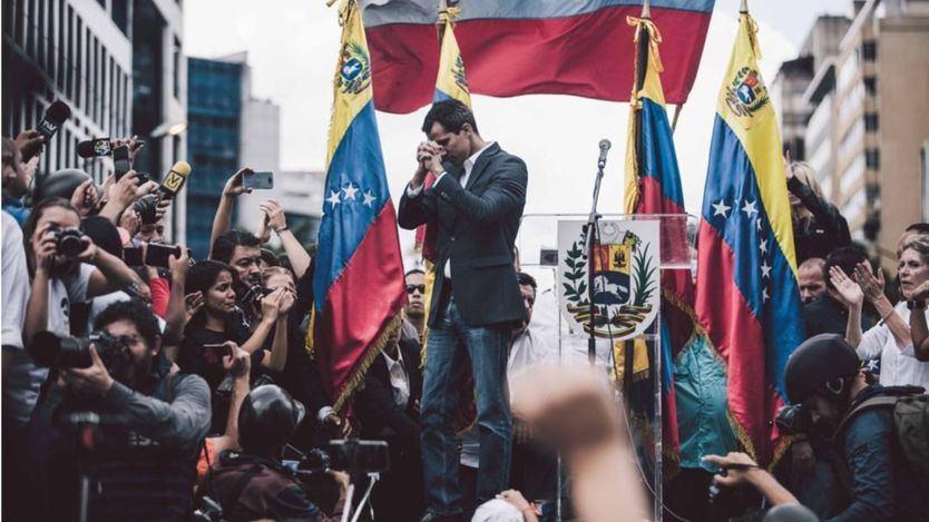 Estos son los países de la UE que reconocen a Guaidó como presidente de Venezuela