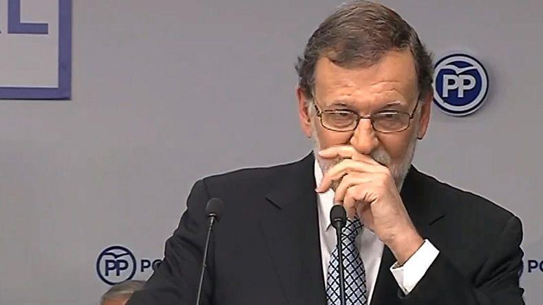 Rajoy sí tuvo mediadores para la negociación con Cataluña