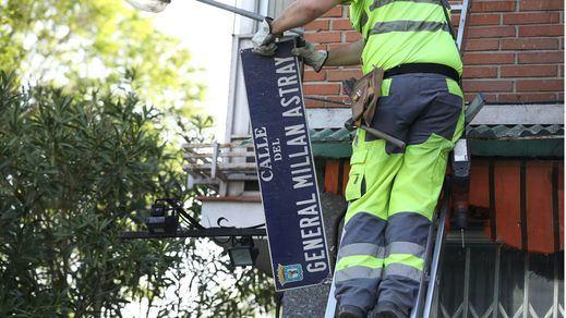 656 ayuntamientos deben retirar los vestigios del franquismo de sus municipios