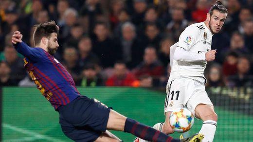 Tablas en un buen Clásico con fútbol y pocas polémicas y enfrentamientos (1-1)