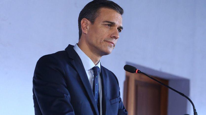 Sánchez defiende en Estrasburgo la fortaleza del Estado de Derecho en España