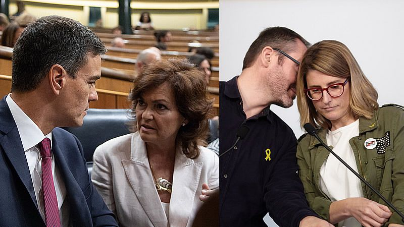 Así están las 'quinielas' de candidatos a relator en la mesa de partidos sobre Cataluña