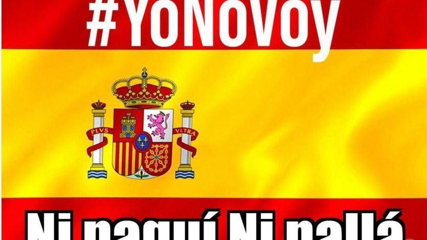 #YoNoVoy: el clamor contra la manifestación convocada por Casado, Rivera y Abascal
