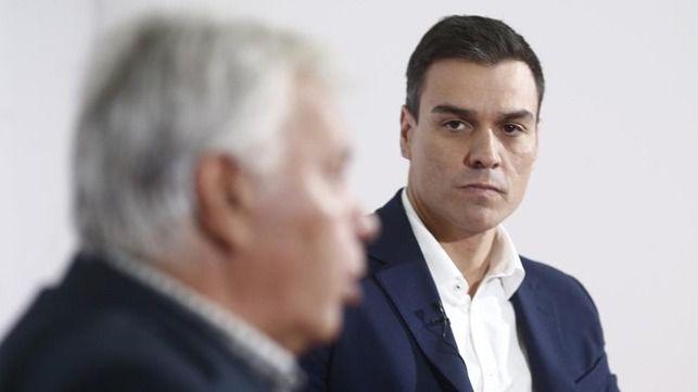 Desintegración socialista por las críticas a Sánchez: resurge la corriente que ya tumbó el secretario general en las segundas primarias