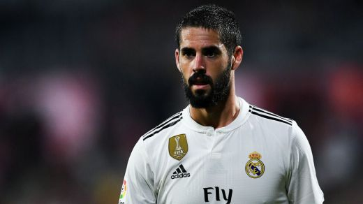 Isco termina de cavar su propia tumba con Solari en el Real Madrid