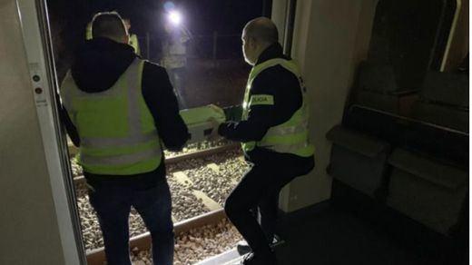 Accidente de tren en Manresa: una maquinista muerta y 105 heridos