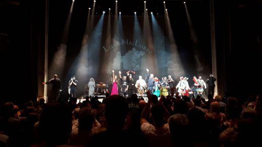 Apoteósico concierto de los siempre magistrales Luar na Lubre presentando 'Ribeira Sacra', su último disco