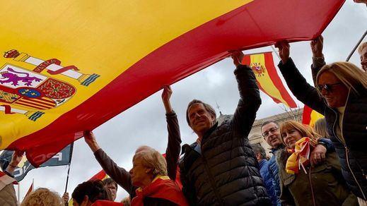 Galería de fotos: Manifestación contra Sánchez 10-F