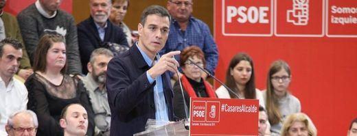 Sánchez contesta a la protesta de Madrid: