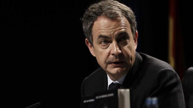Zapatero echa un cable a Sánchez: 'Todos los presidentes hemos tenido mediadores políticos'