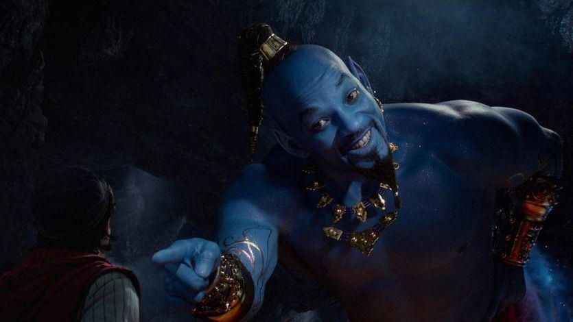 Los mejores memes sobre la aparición de Will Smith como el Genio de 'Aladdin'