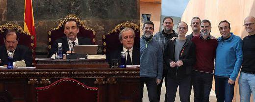 Comienza el juicio del siglo: el Supremo juzga desde hoy a los líderes del procés soberanista catalán
