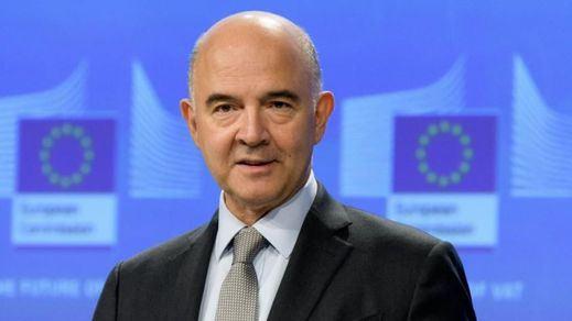 Bruselas descarta otra recesión económica pero el Eurogrupo sí habla de una fuerte ralentización