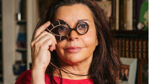 María Díaz (jefa de prensa teatral):
