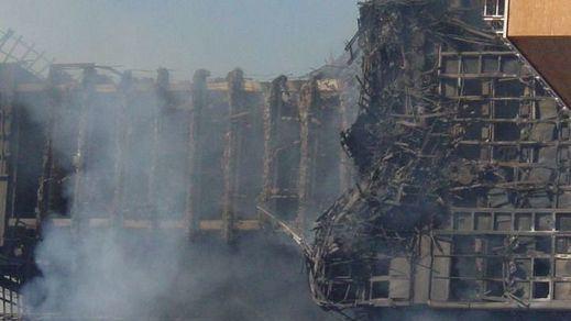 El incendio del Windsor: ¿el último encargo de Francisco González a Villarejo?