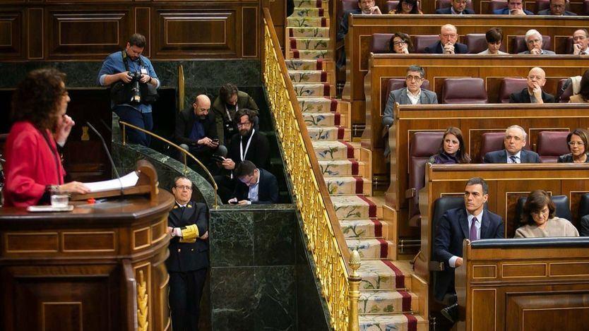 El adelanto electoral y el juicio del procés, protagonistas del debate de los Presupuestos